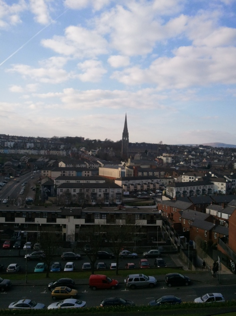Another fantastic day in Derry
